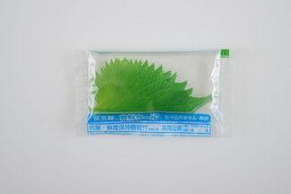 大葉デザイン食鮮クール20g 800個入(400個×2袋)