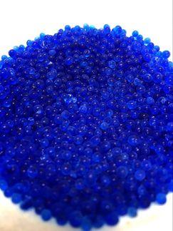 A型シリカゲル 球状2-4mm 青 20㎏/袋